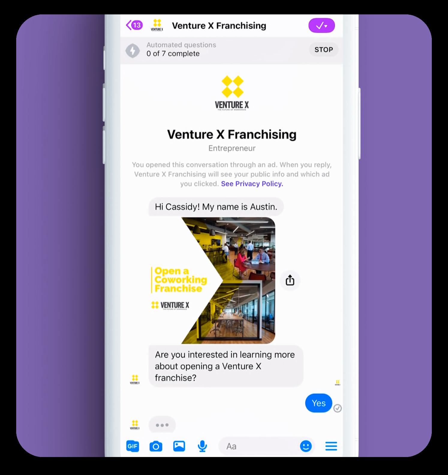 platforms messenger bot